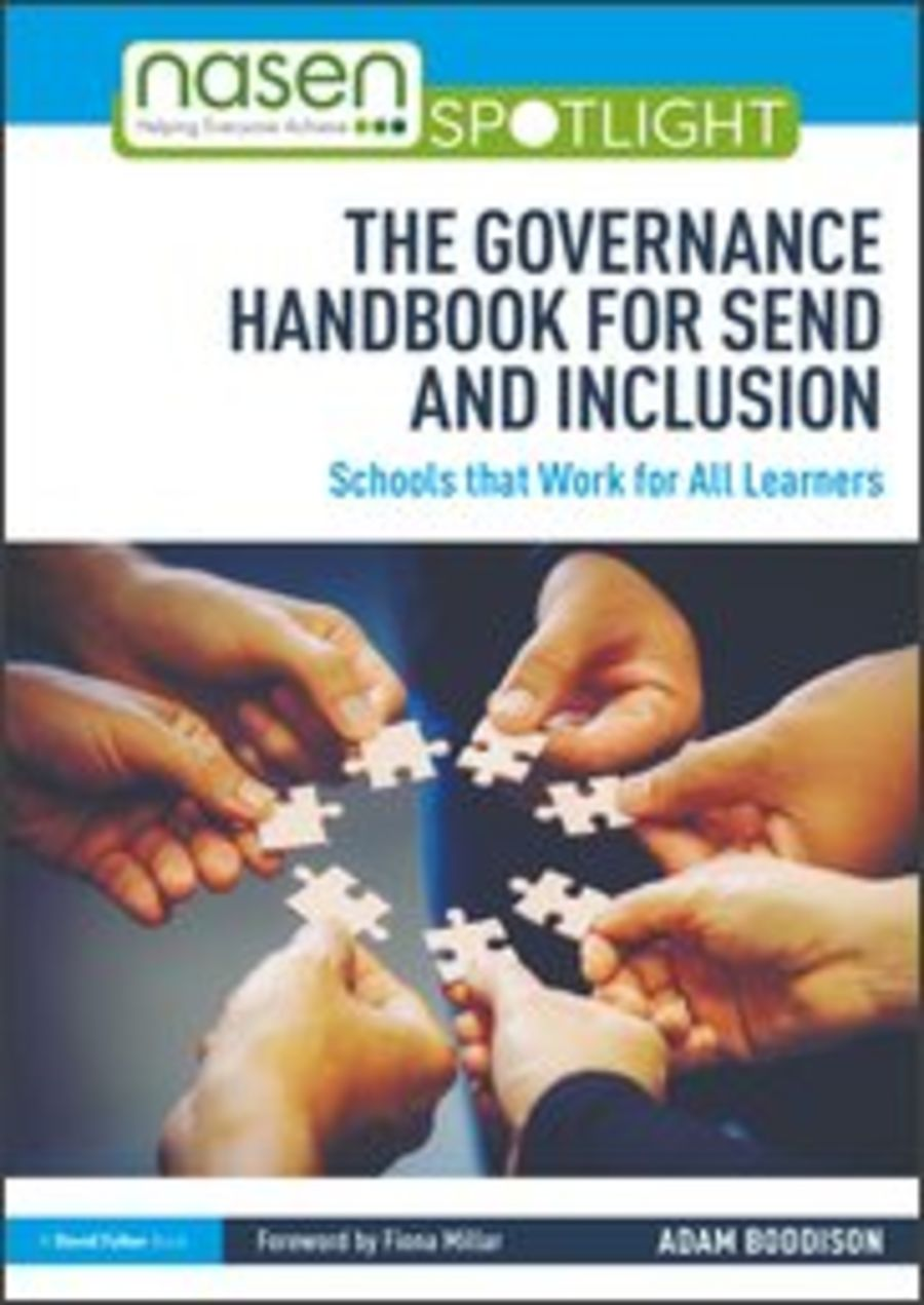 The Governance Handbook for SEND and Inclusion