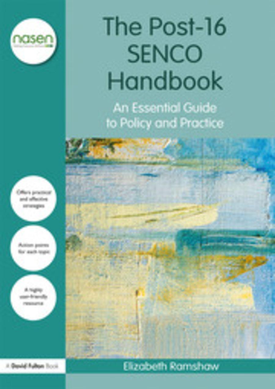 Post 16 SENCO Handbook