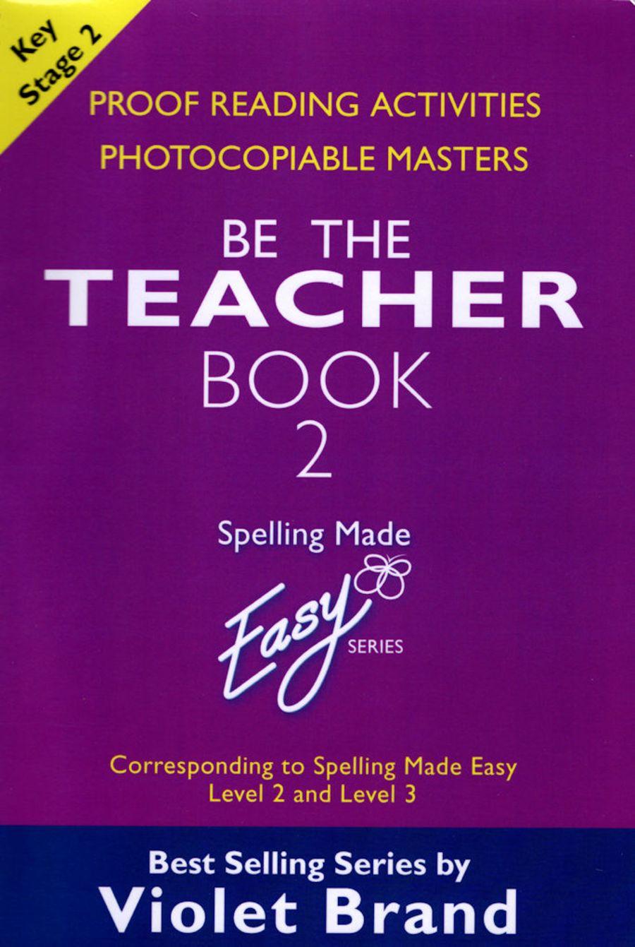 Be The Teacher - Book 2