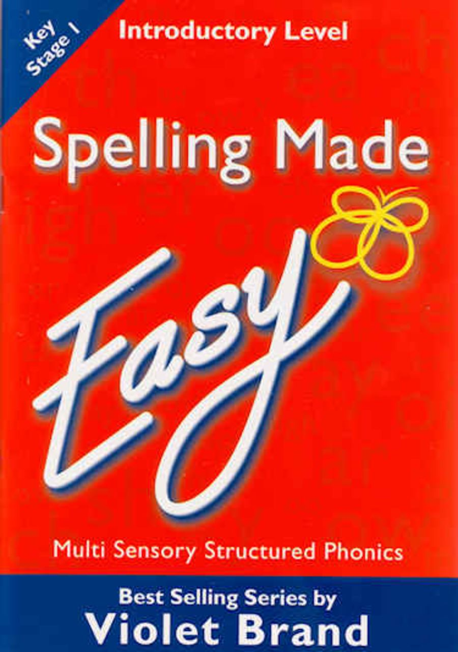 Spelling Made Easy Text Book Introductory Level