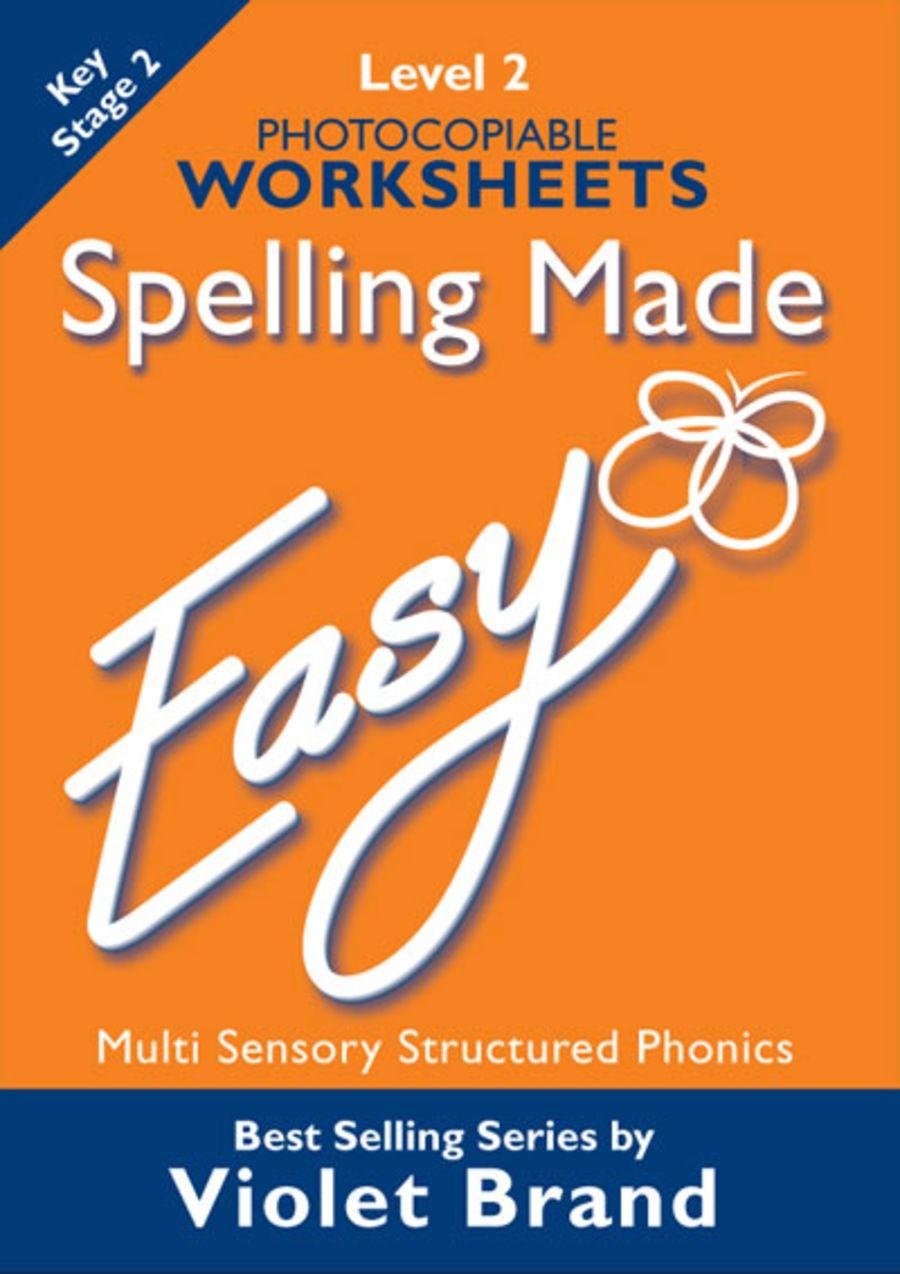 Spelling Made Easy Worksheets Level 2
