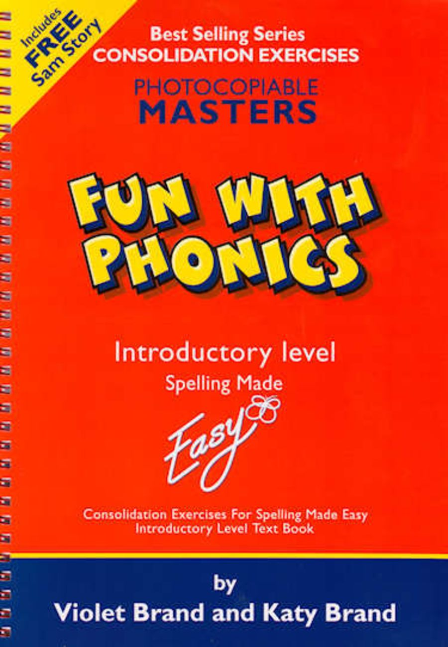 Fun with Phonics Introductory Level