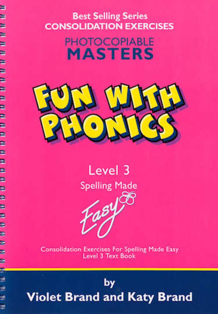 Fun with Phonics Level 3