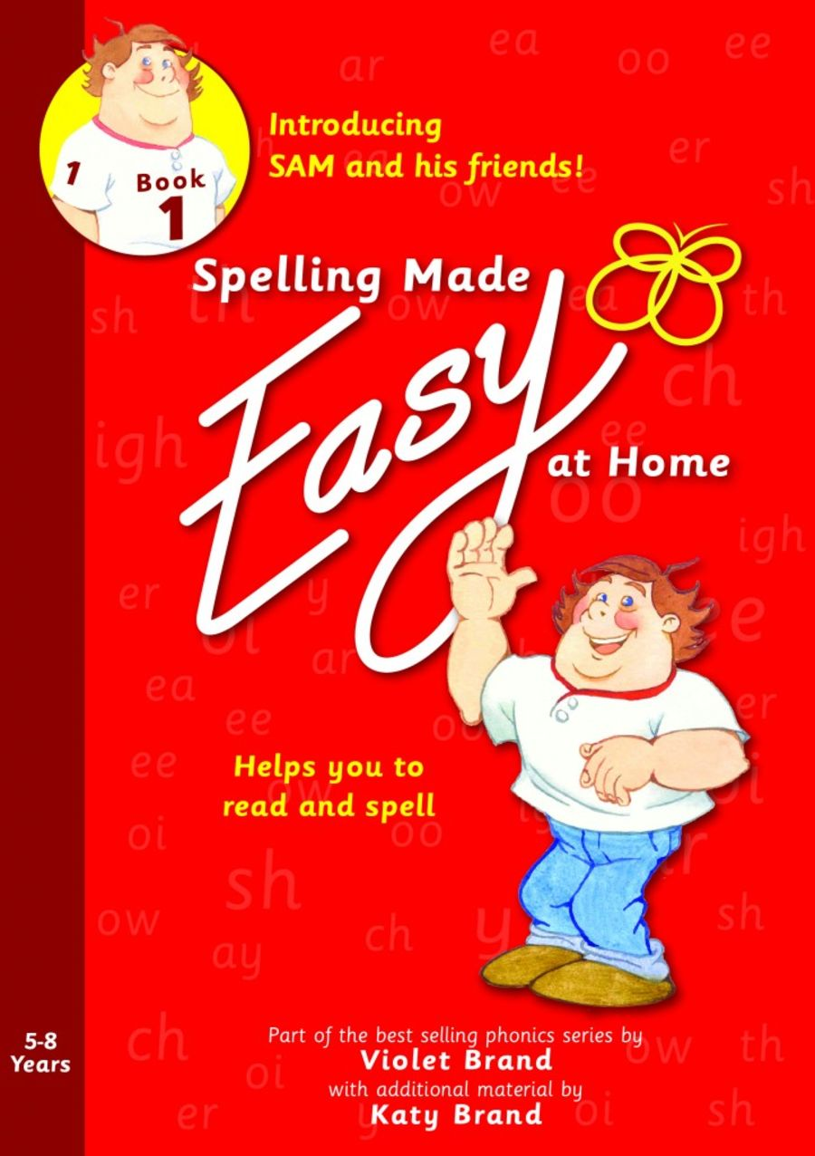 Spelling Made Easy at Home Red Book 1