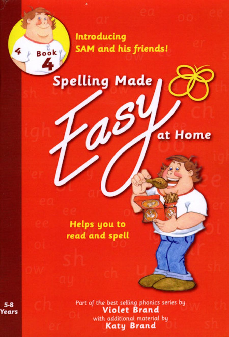 Spelling Made Easy at Home Red Book 4