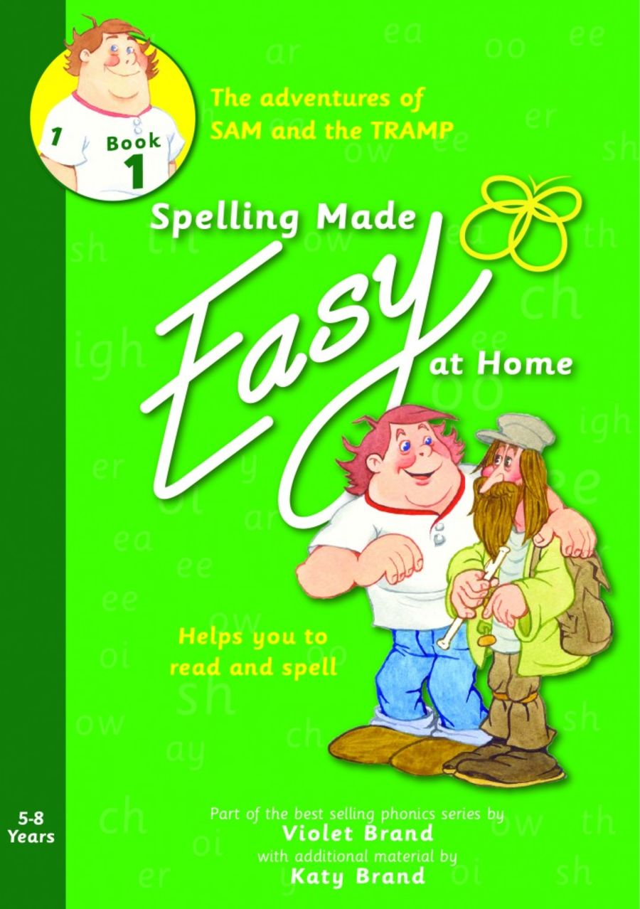Spelling Made Easy at Home Green Book 1