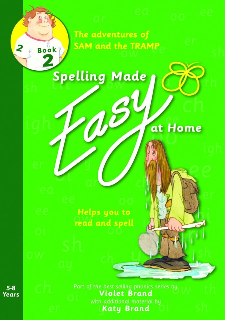 Spelling Made Easy at Home Green Book 2