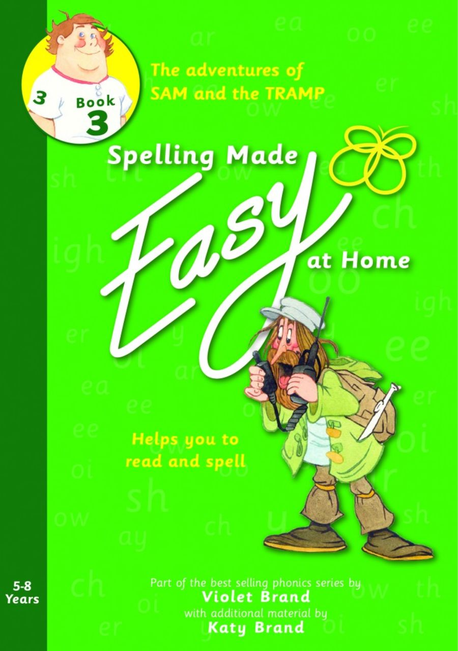 Spelling Made Easy at Home Green Book 3