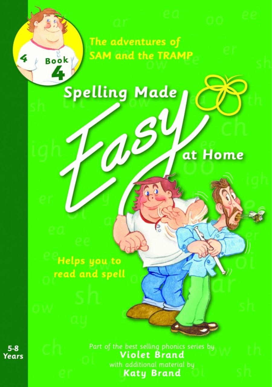 Spelling Made Easy at Home Green Book 4