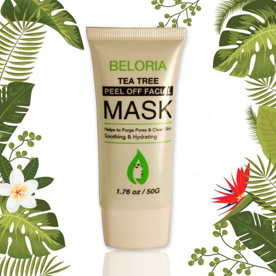 Tea-Tree Peel-Off Facial Mask