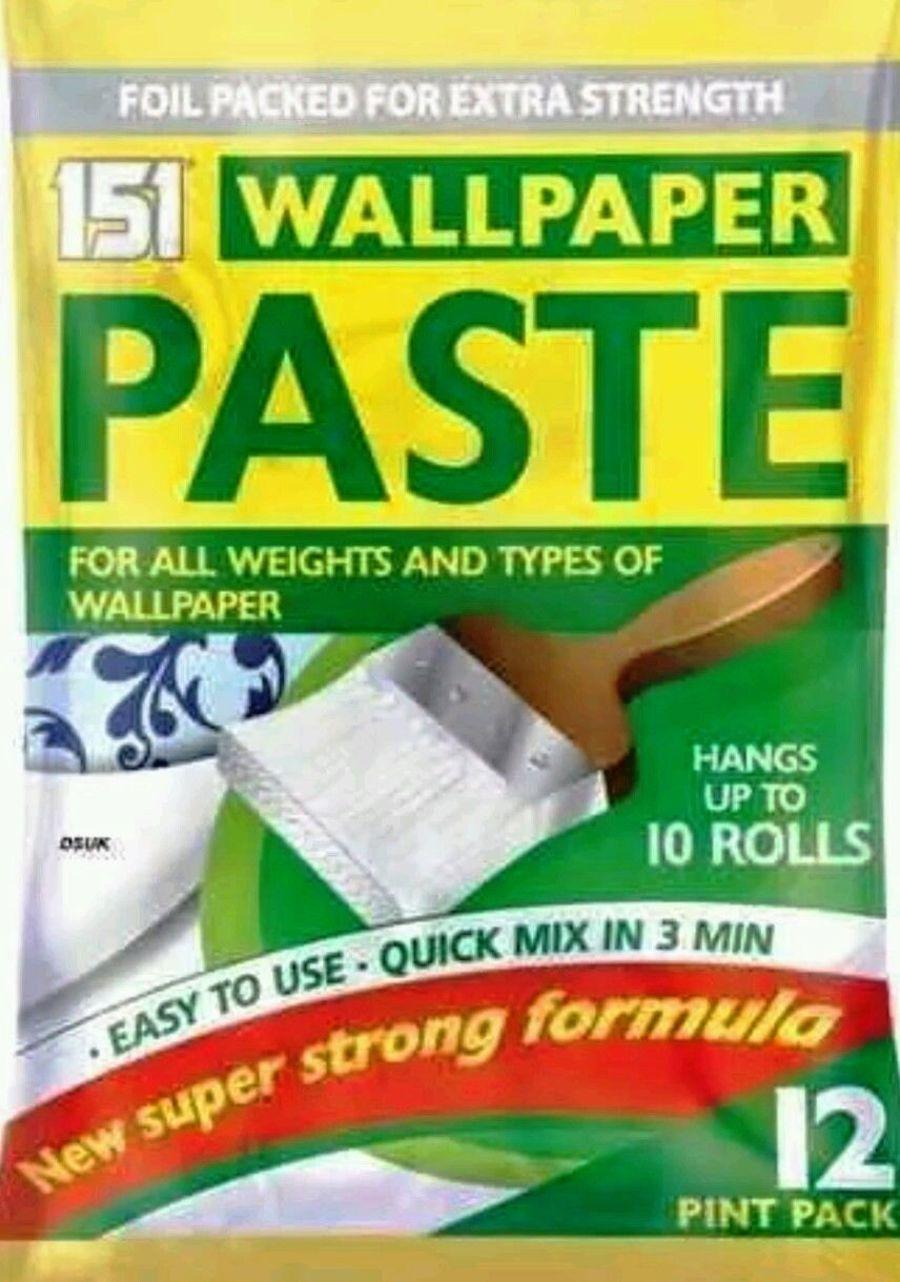 Wallpaper Paste - 12 Pint
