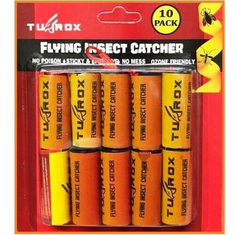 10 Flying Insect Catchers