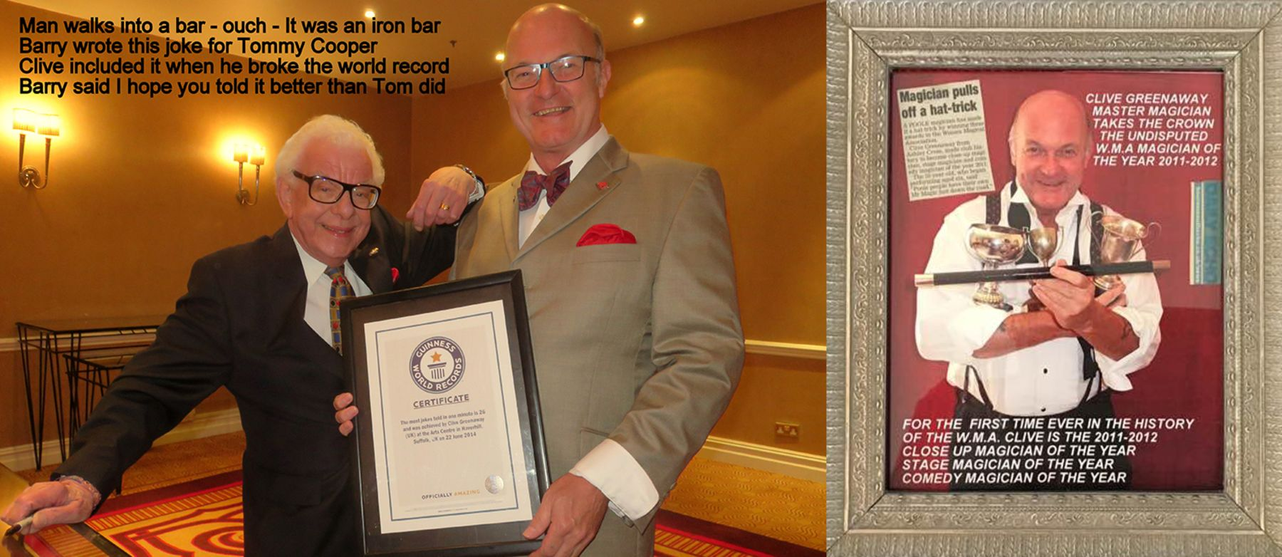 Corporate Comedy Clean And Fast From A Guinness World Record Holder