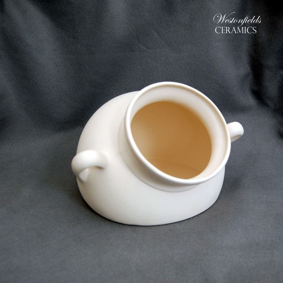 Ceramic Pottery Bisque Biscuit Ware Ready To Paint a Pot Your Own DIY Pitcher