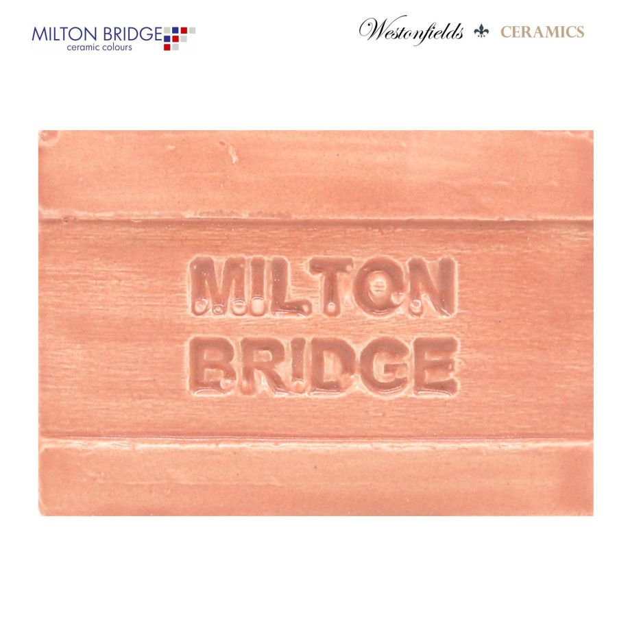 Ceramic Pottery Brush On Glaze Milton Bridge LEATHER SILK S007 250ml