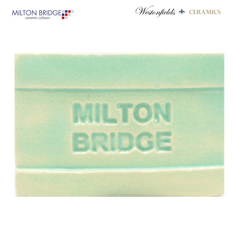 Ceramic Pottery Brush On Glaze Milton Bridge LYCRA SILK S012 250ml