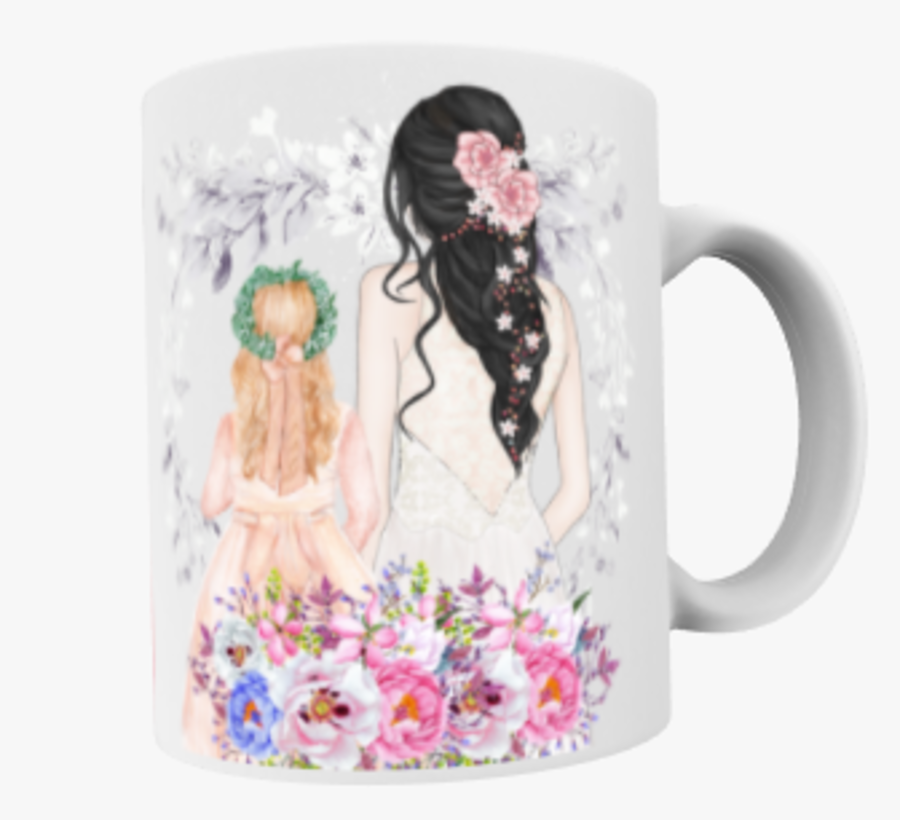 Will you be my Bridesmaid / Flower Girl 11oz mugs