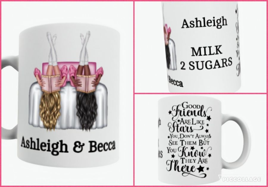 Create a Bestie Best Friend Mug
