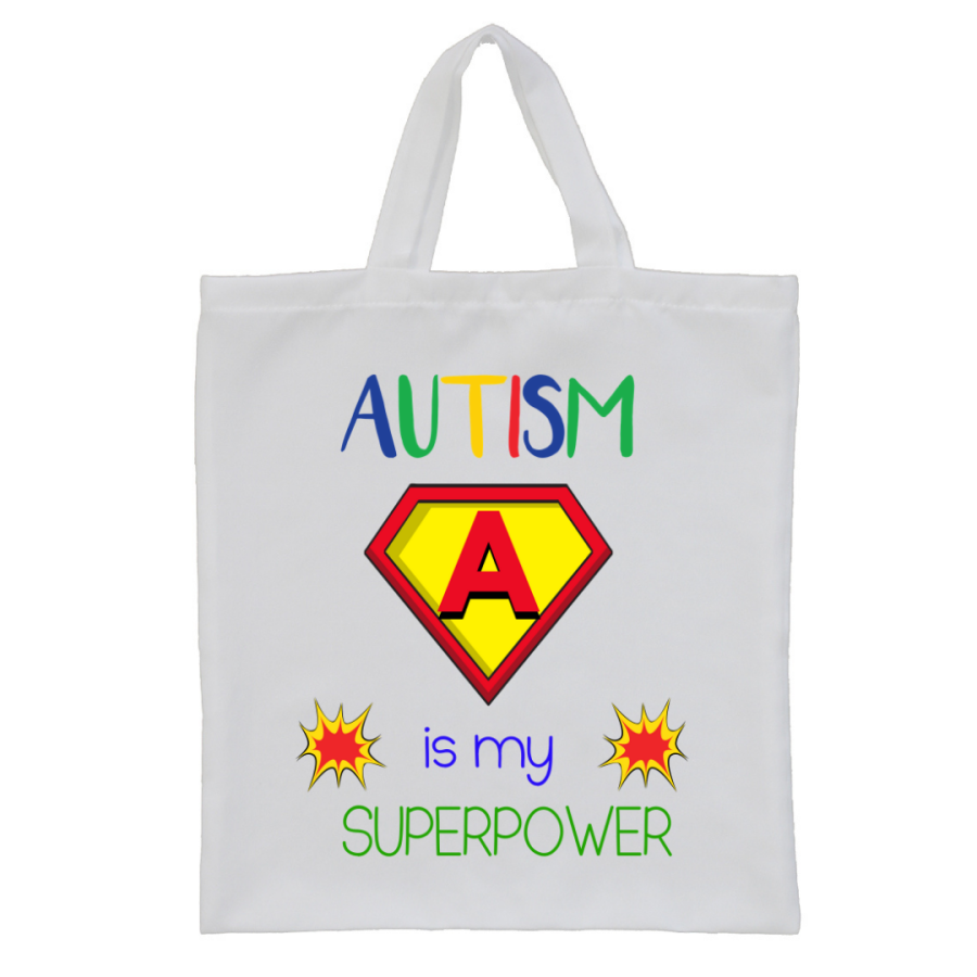 Autism Awareness UK Tote bag style5