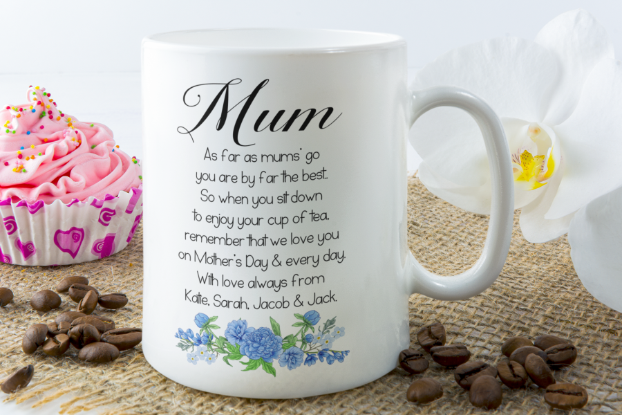 Sentimental Mother's Day mug