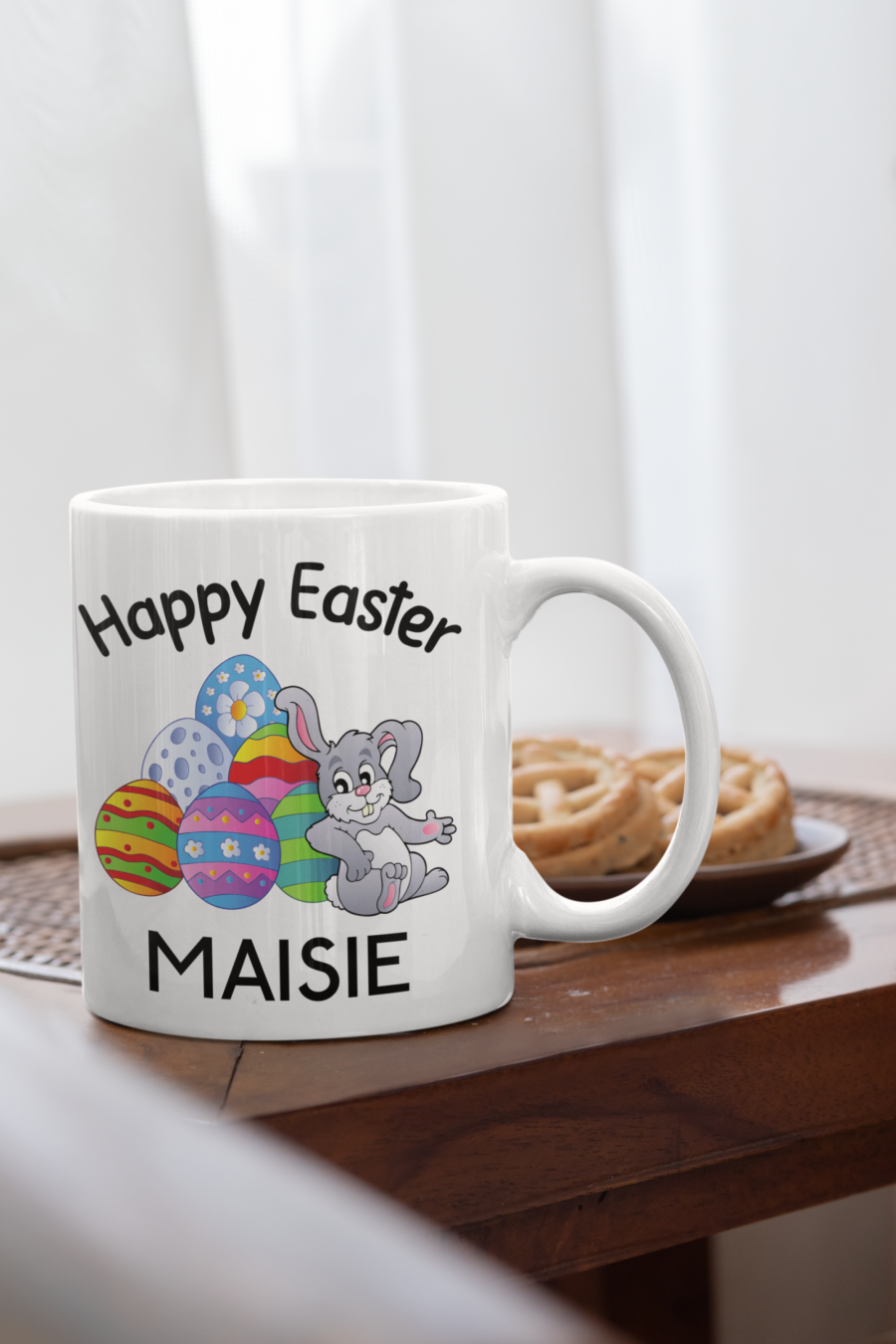 Personalised Custom Easter Mug