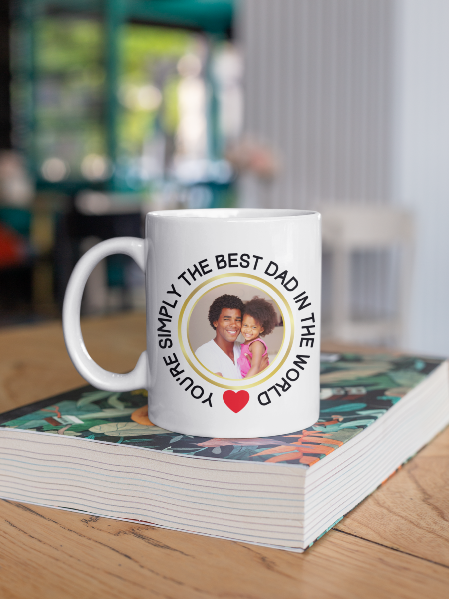 You're Simply The Best Dad in the World Father's Day Gift