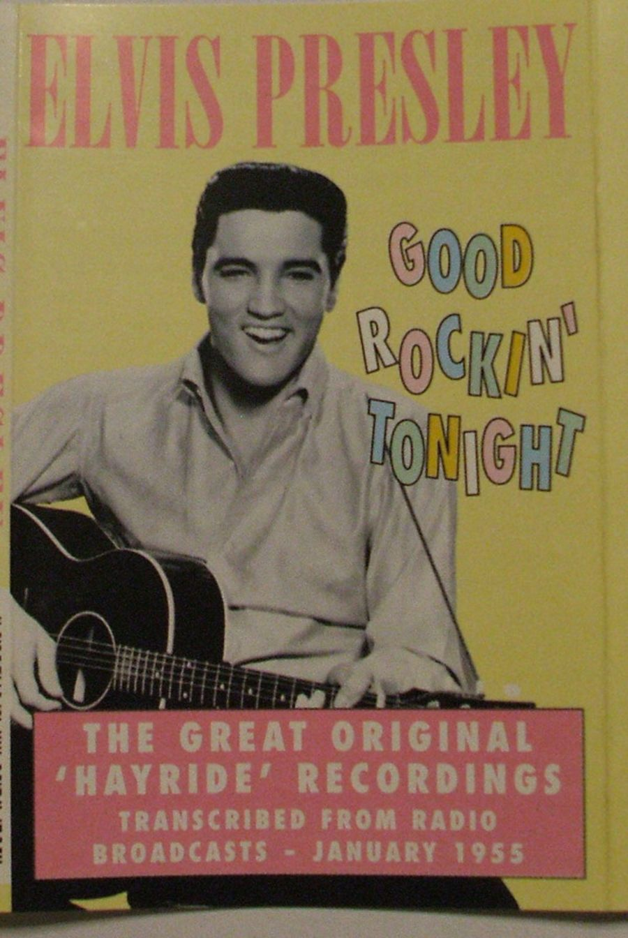 Elvis Presley ‎– Good Rockin' Tonight (The Great Original 'Hayride' Recordings) - still sealed