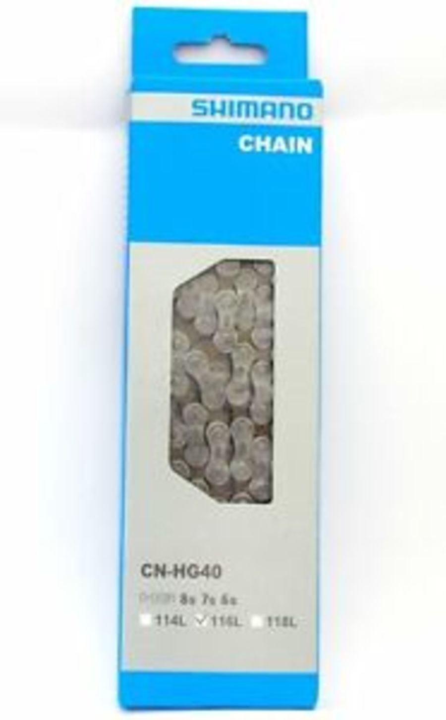 Shimano HG40 6,7,8 Spd Chain Connecting Link 116 link