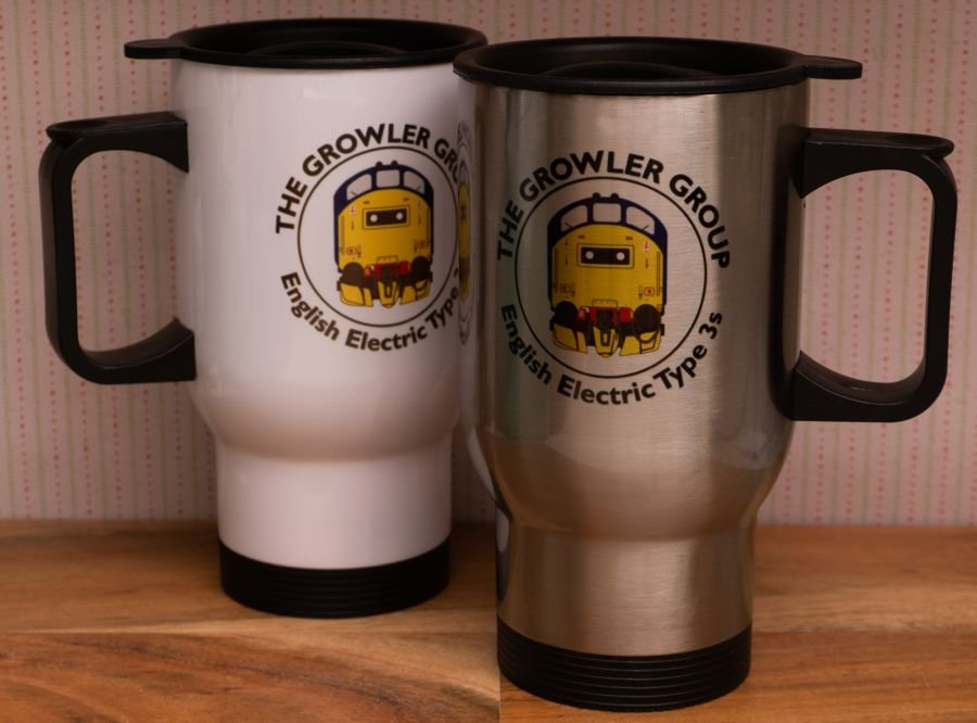 Growler Group Travel Mug