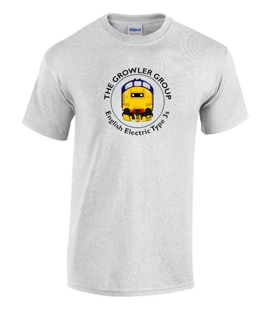 Growler Group Logo T shirt