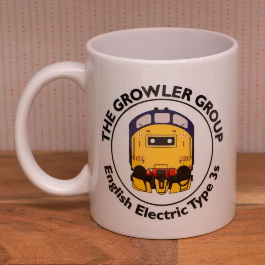 Growler Group Mug