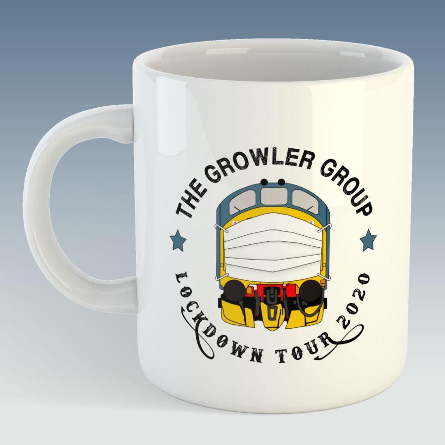Growler Group - Lockdown Tour 2020 Mug
