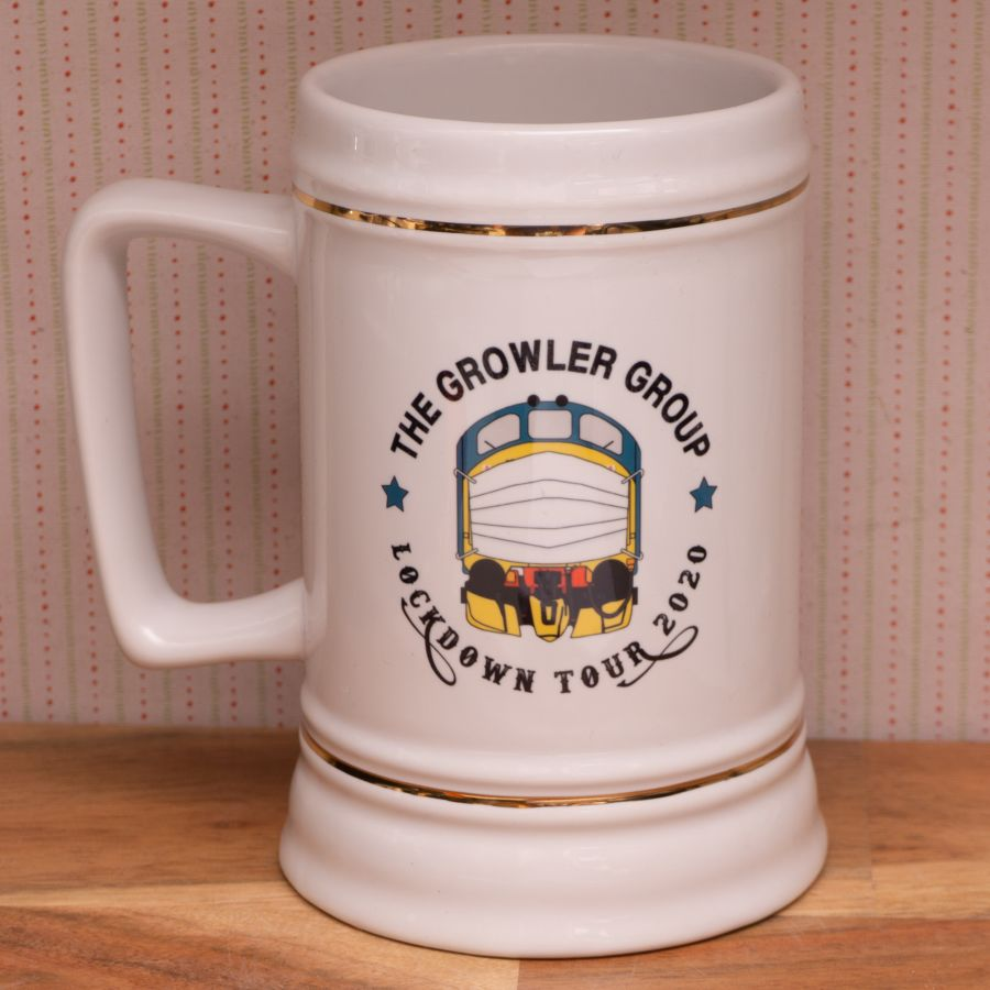 Growler Group Beer Stein - Lockdown Tour 2020