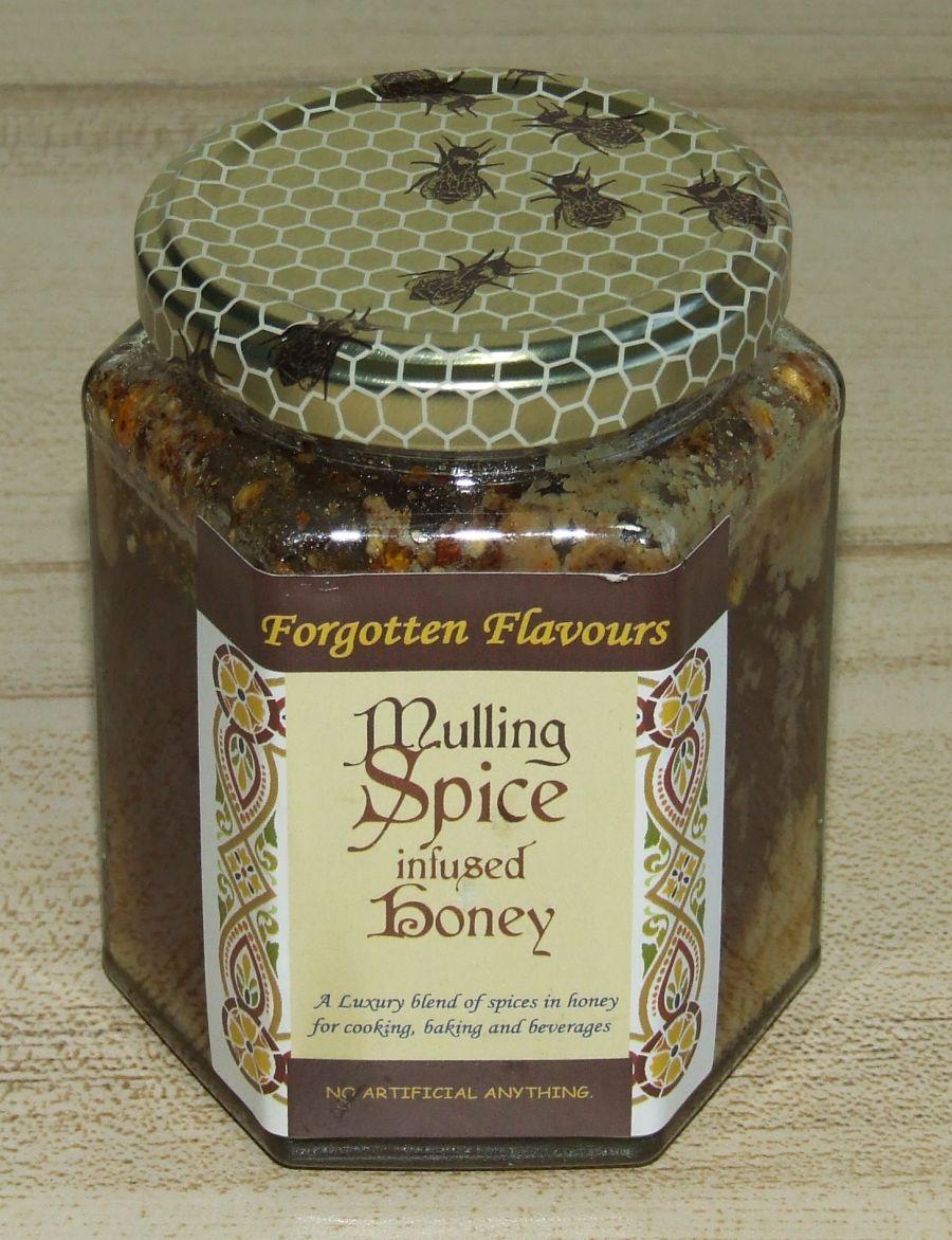 Mulling Spice infused Honey