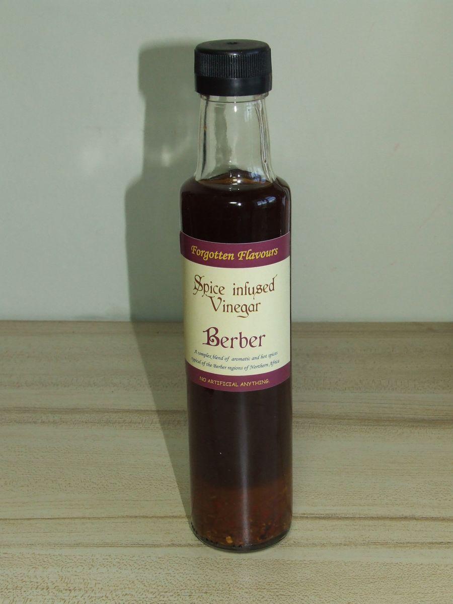 Berber Spice infused Vinegar