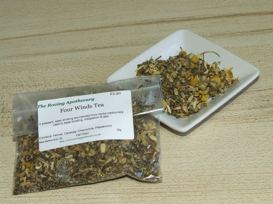 Four Winds Tea Blend