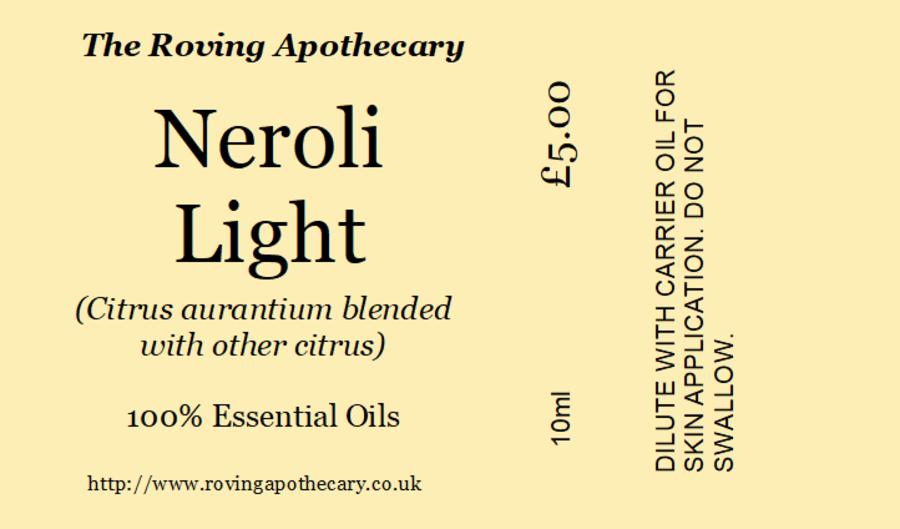 Neroli Light Essential Oil Blend
