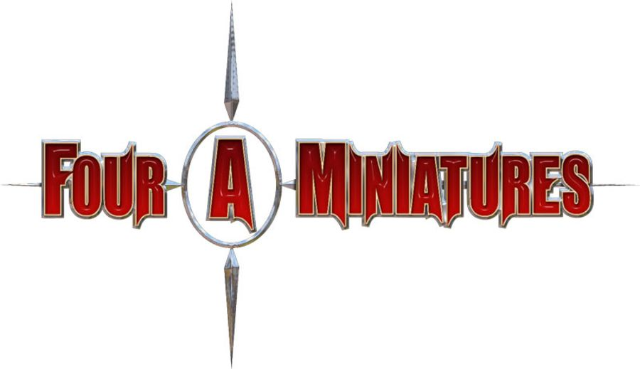 Four A miniatures