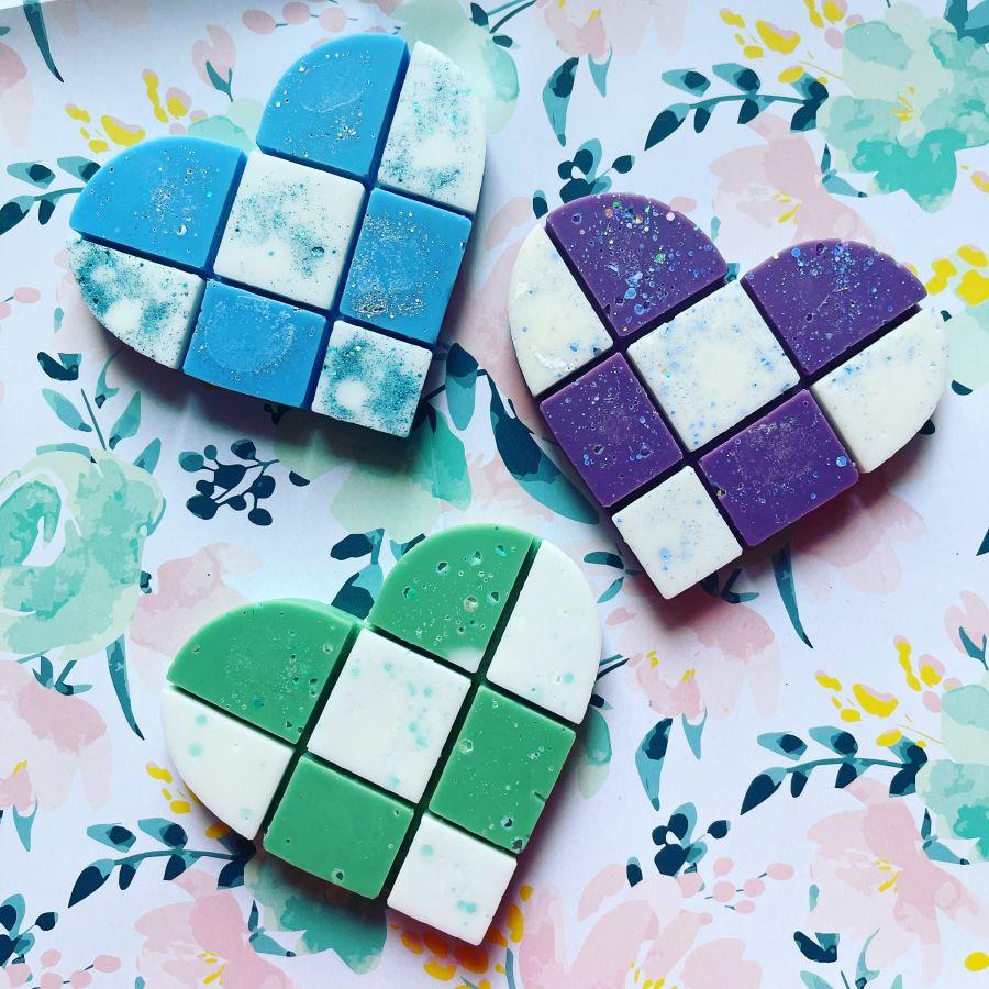 Heart Snap Bar