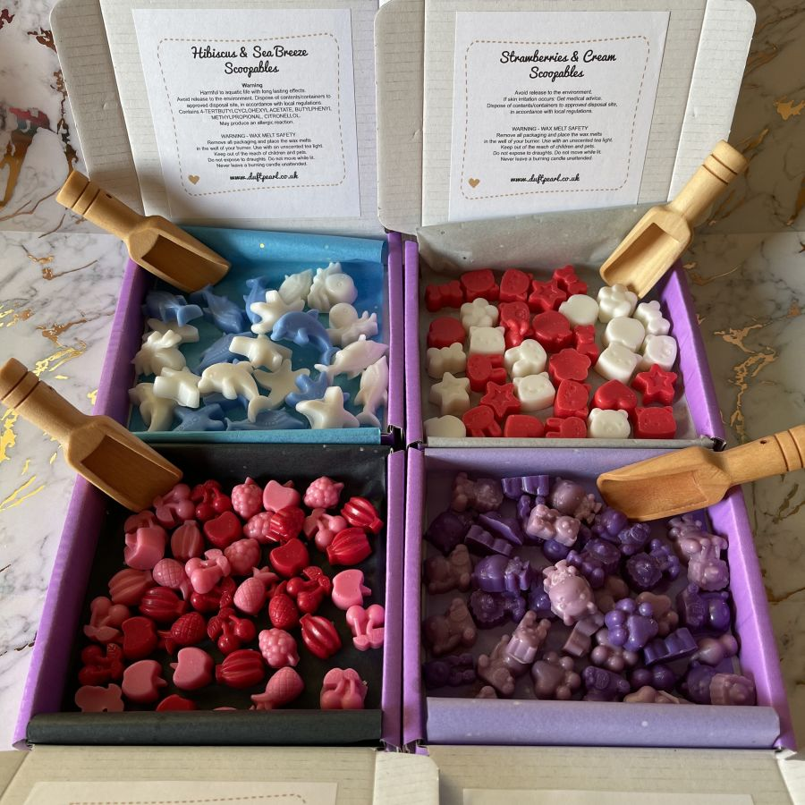 Scoopable Wax Melts