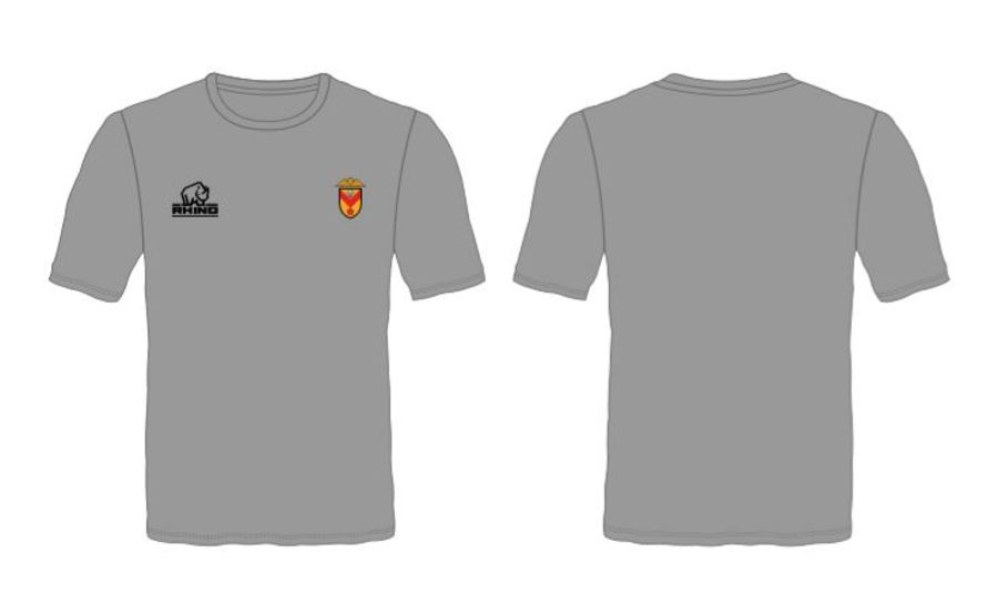 Grey Cool T Shirt