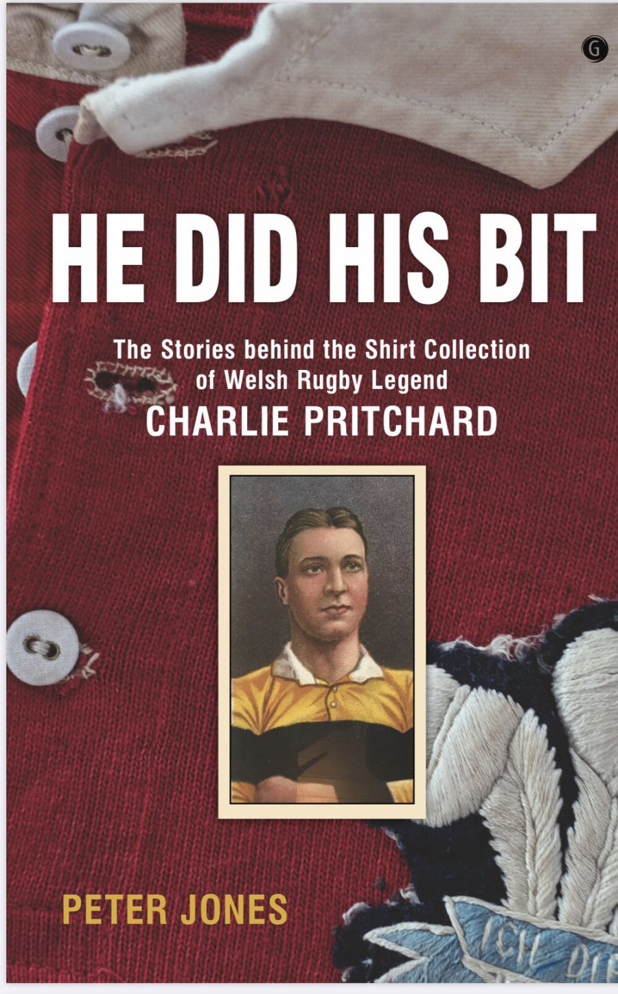 Book - Charlie Pritchard 'He did his bit'