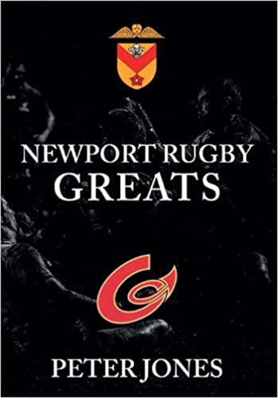 Book - Newport Rugby Greats