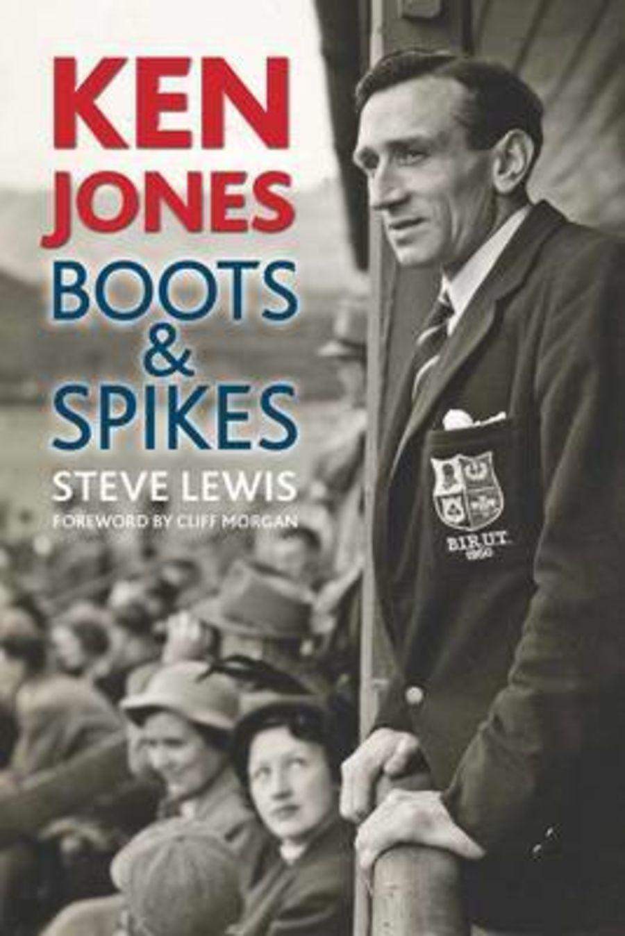 Book - Ken Jones - Boots & Spikes