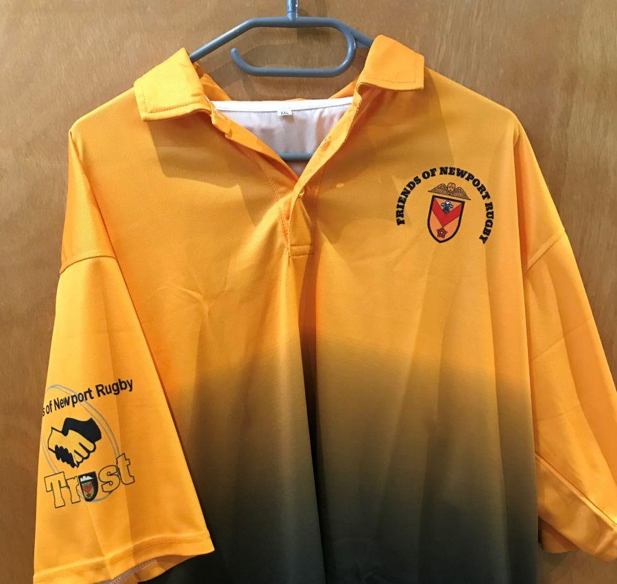 FoNR Newport RFC Polo Shirt