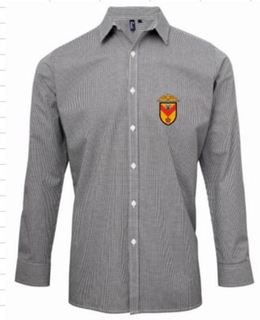 FoNR Newport RFC 'Gingham' style shirt