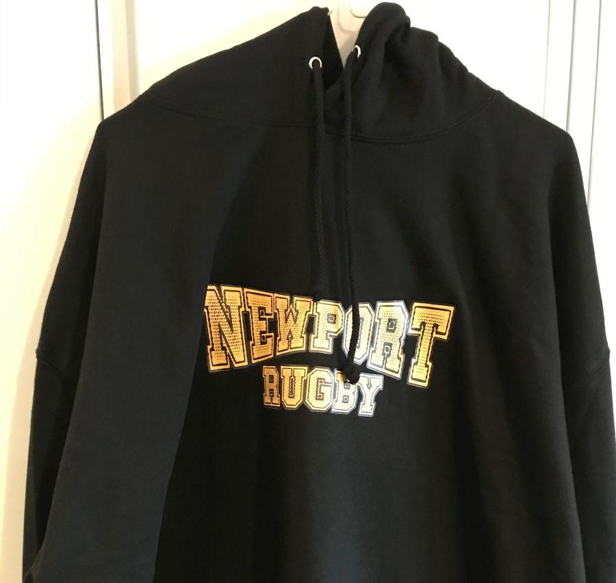 FoNR Newport Rugby Hoodie