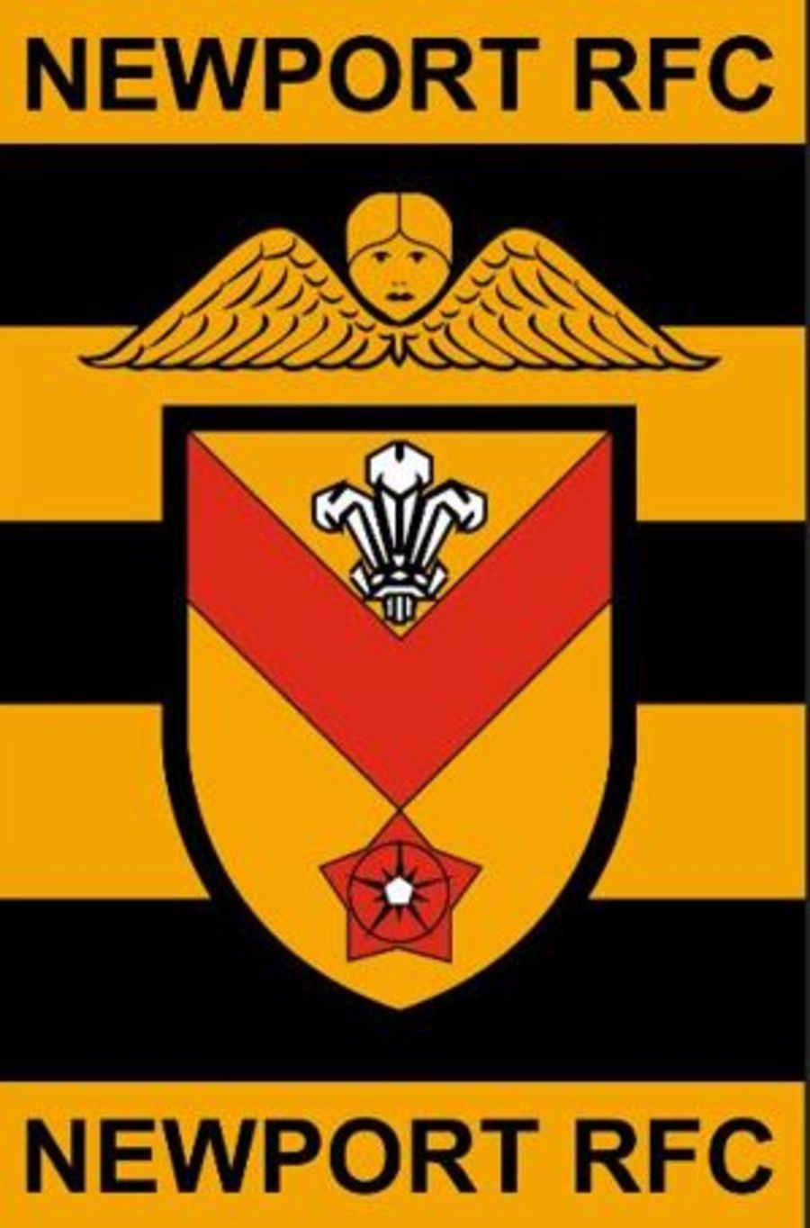 FoNR - Newport RFC Towel