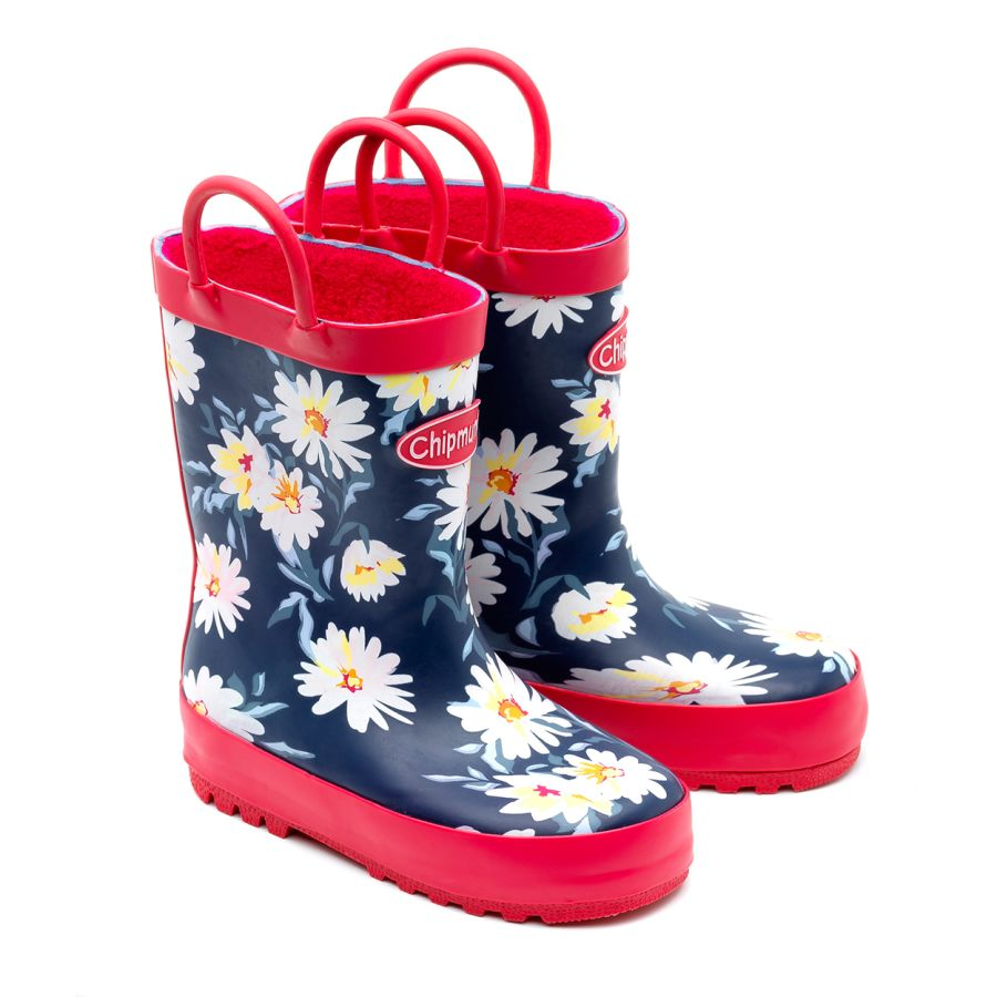 Daisy Floral Wellies