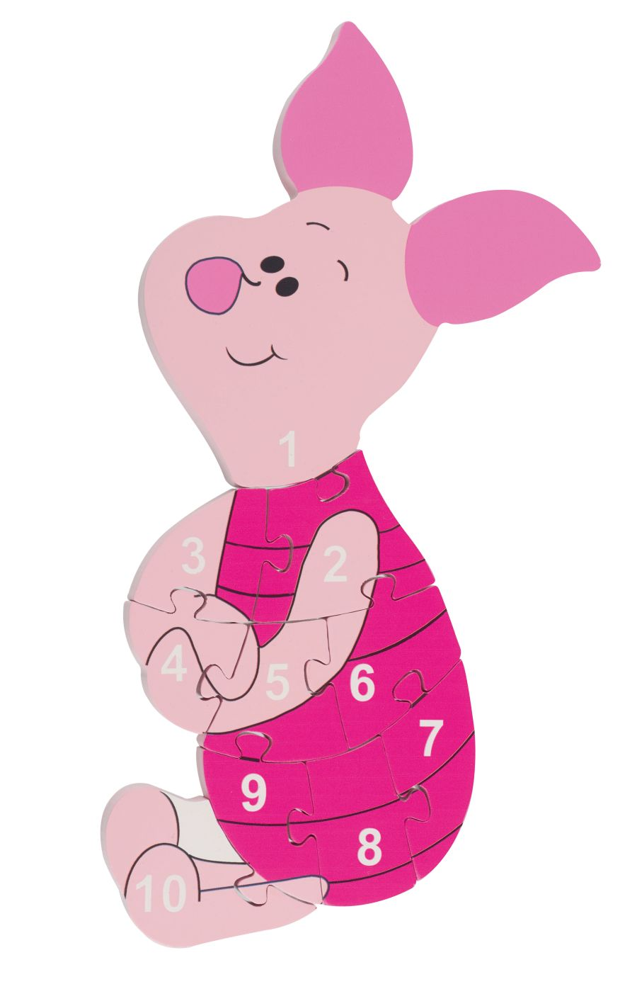 Piglet Number Puzzle